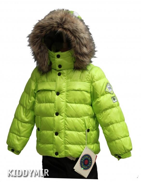 POIVRE BLANC Куртка пуховая для мальчика 237985(CITRUS) 8a789326c60