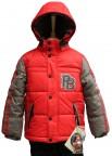POIVRE BLANC Куртка для мальчика 238012(ROUGE CARBON)