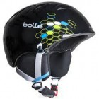 BOLLE 30675. Детский шлем B-KID SHINY BLACK GEO