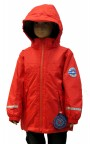 Куртка мембранная для мальчика 239409(RED ROUGE)