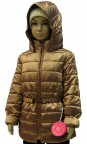POIVRE BLANC Куртка для девушек демисезонная 239514(CARAMEL GLACE GOLD)