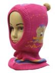Шлем демисезонный для девочки 304600(0026)