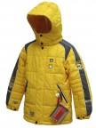 Куртка мембранная для мальчика 240747(taxi yellow)