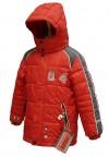 Куртка для мальчика 240779(red)