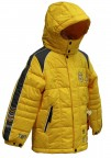 Куртка для мальчика 240779(taxi lellow)