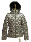 Куртка пуховая для девушки 237966 (champane glace)