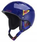 BOLLE  Детский шлем B-KID 30997 SHINY BLUE ROCKET