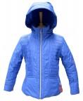 Куртка подростковая для девочки 246562(artik purple)