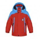 Куртка мембранная для мальчика 246628(rocket red/krypton blue)