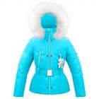Куртка подростковая для девочки 263613(azure blue)