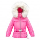 Куртка мембранная для девочки 263663(candy pink)