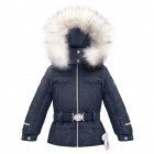 POIVRE BLANC Куртка мембранная для девочки 263663(gothic blue)