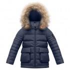 Куртка пуховая 263696 (gothik blue)