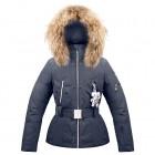 Куртка подростковая для девочки 263614(GOTHIC BLUE)