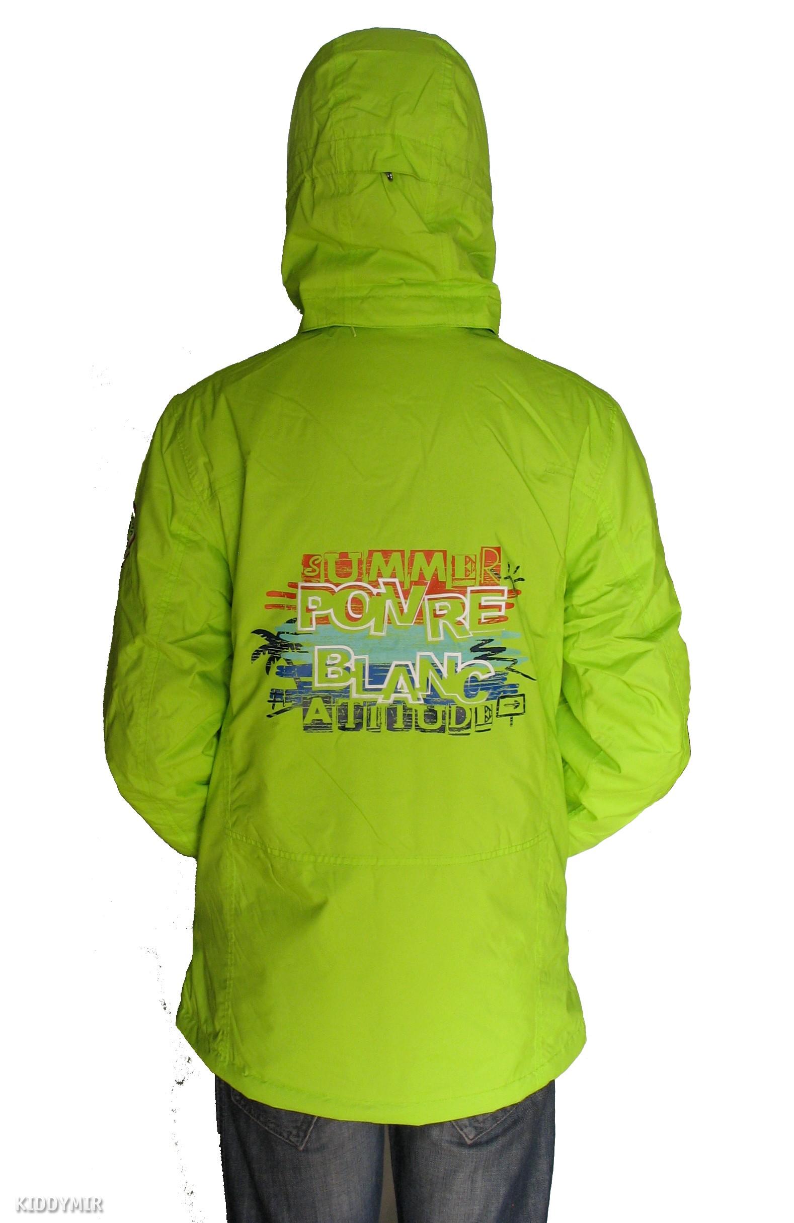 POIVRE BLANC Куртка для мальчика демисезонная 239423(CITRUS) ba570f9b7a3