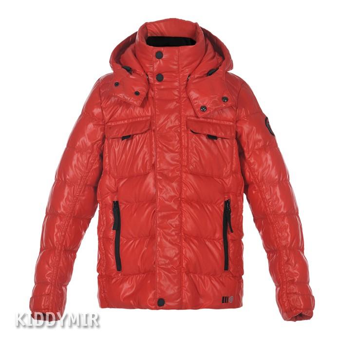 POIVRE BLANC Куртка пуховая для мальчика 246596(rocket red) 938d1c957b2