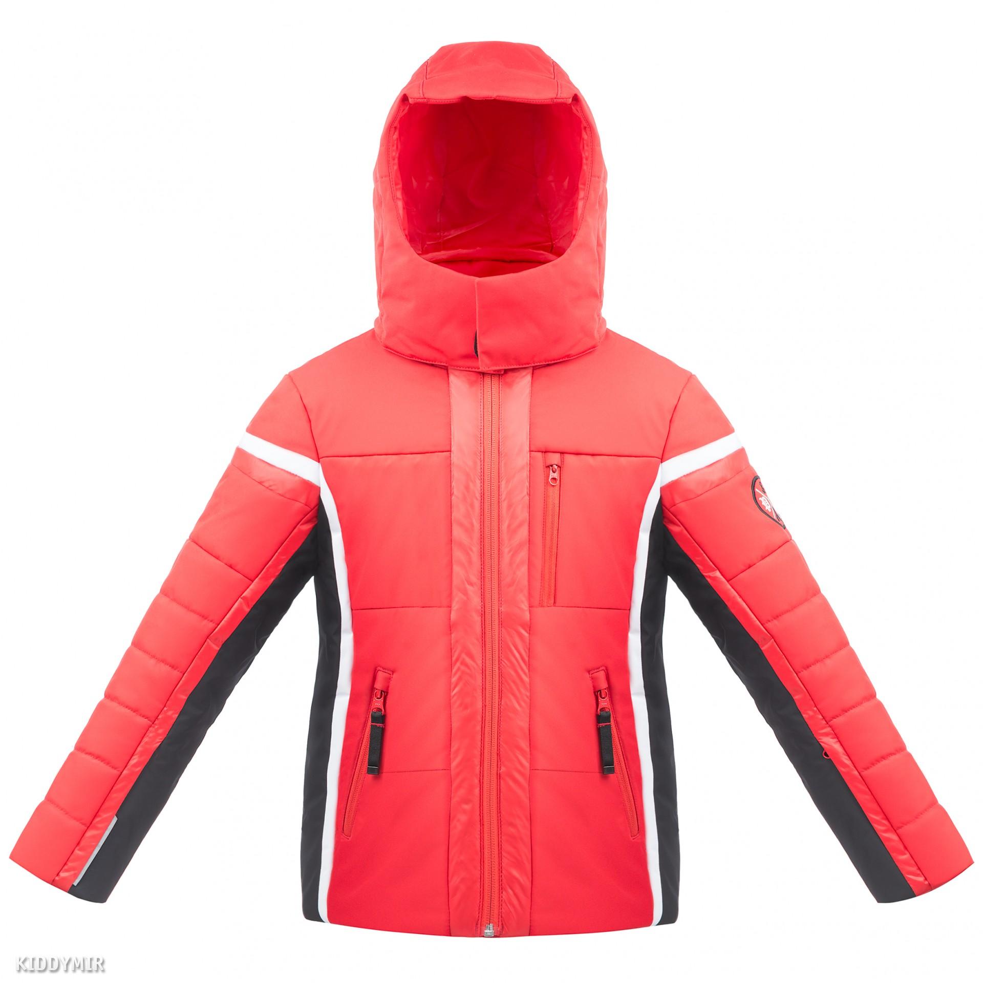 POIVRE BLANC Куртка мембранная для мальчика 263645(scarlet red) 8d42320a450