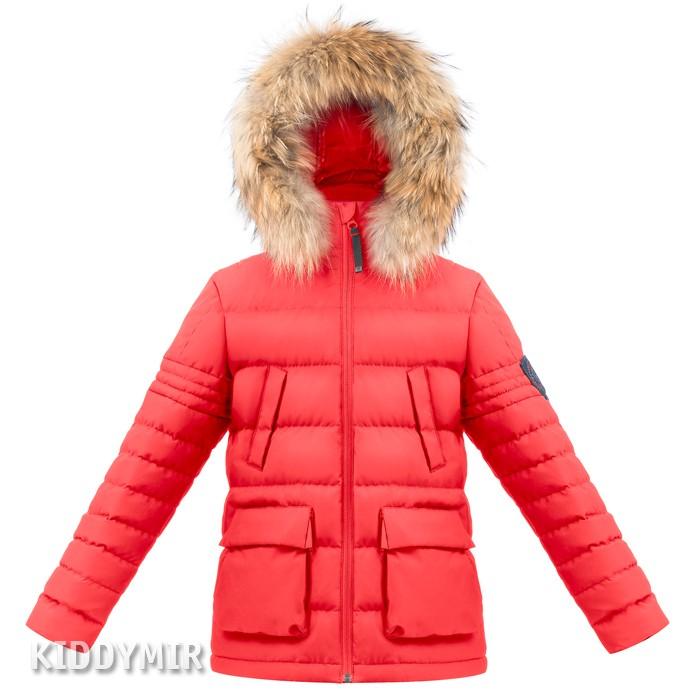POIVRE BLANC Куртка пуховая для мальчика 263656 (scarlet red) 056fc3d1ccc