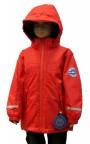 куртка утепленная для мальчика 239409(red rouge) красная