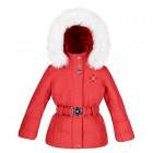 Poivre Blanc куртка мембранная для девочки 240757(miami pink) фуксия