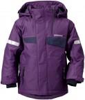 куртка без меха izusa 500639 (472) фиолетовая