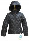 Куртка пуховая для девушки 237966 (bleu profond)