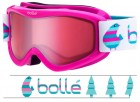 Bolle Маска детская Amp Pink Birds Vermillion 21102