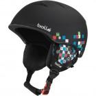 Шлем подростковый B-FREE 30993 SOFT BLACK CHECKER