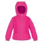 куртка мембранная для девочки 246609(poppy pink) фуксия