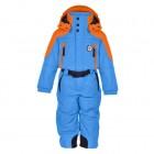 Комбинезон  для мальчика 246632(krypton blue/fusion orange)