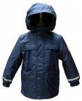Удлиненная куртка для мальчика 241187(BLUE PROFOND)