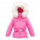 POIVRE BLANC Куртка мембранная для девочки 263663(candy pink)
