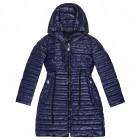 Пальто для девочки демисезонное 81316-17 Evening Blue