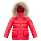 Куртка пуховая 263696 (skarlet red)