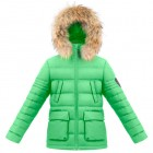 POIVRE BLANC Куртка пуховая 263656 (clover green)