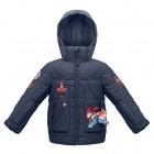 Куртка  для мальчика 263686(gothic blue)