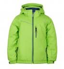 куртка для мальчика hunter solid KWB6609 (geko) салатовая