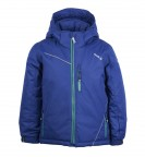 Kamik куртка зимняя для мальчика hanter solid KWB6609 (navy) синяя