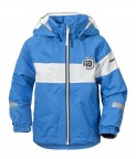 Didriksons  Куртка с прозрачным козырьком  calix 501717(332) голубая