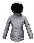 Куртка для девушки демисезонная 266697(жемчужно-серый)