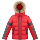POIVRE BLANC Куртка пуховая 268787 (scarlet red2)