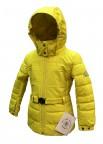 Куртка мембранная для девочки 268795(empire yellow)