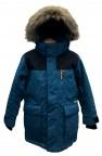 DIDRIKSONS 1913  Куртка для юноши SANGE 501958(216) синий лёд