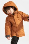 Didriksons  Куртка осенняя детская bjorling 501889(087) светло-коричневая