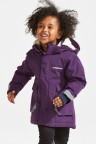 Didriksons  Куртка для девочки indre 501847(074) фиолетовая