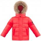 Куртка пуховая для мальчика 268823 (scarlet red)