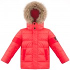POIVRE BLANC Куртка пуховая для мальчика 268823 (scarlet red)
