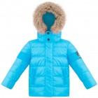 Куртка пуховая для мальчика 268823 (vivid blue)