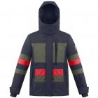 Куртка мембранная для мальчика 268777(gothic blue2/multico)