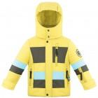 POIVRE BLANC Куртка  для мальчика 268815(empire yellow/multico)